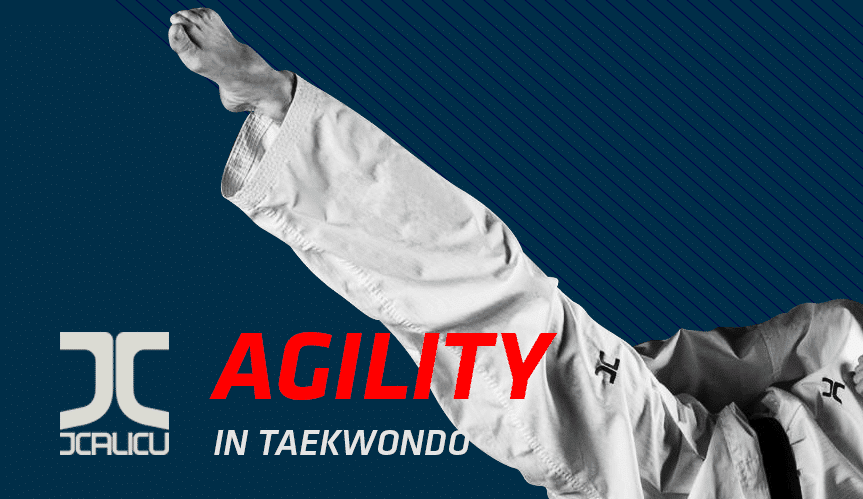 agility taekwondo uniform